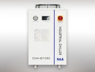 CW6100 vízhűtő