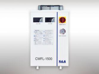 CWFL1500 vízhűtő