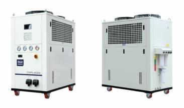 CWFL6000 vízhűtő
