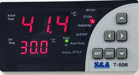 RM500 vízhűtő